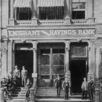 Emigrant Savings Bank Exterior