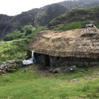 Cabin Replica County Kerry
