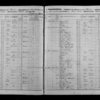 Thomas and Martha Boylan Healy Keane; 1855 Census