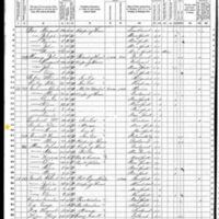 Martha Boylan, Surviving Family Members; 1870 Census