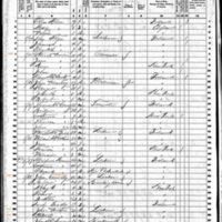 John Conway, acct. 2382; 1860 Census