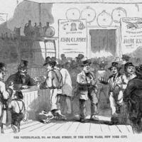 Pearl Street, 1858